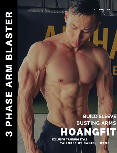 COMPLETE 3-PHASE ARM BLASTER E-BOOK