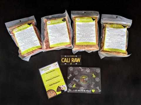 Best Raw Dog Food Delivery In Southern California