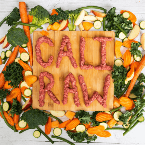 Cali Raw Healthy Dog Food Ingredients