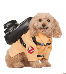 ghost buster dog costume