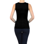 Women's Crown Tee-Tank Top #10676 - IDI Clothing - Where you can buy directly for the designer manufacturer-Made In USA :)