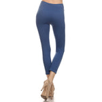 Women's Comfortable IDI Seamless Legging #11408 - IDI Clothing - Where you can buy directly for the designer manufacturer-Made In USA :)