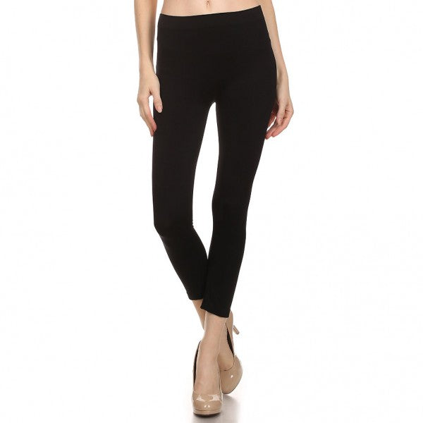 Comfortable IDI Seamless Legging Soft Black