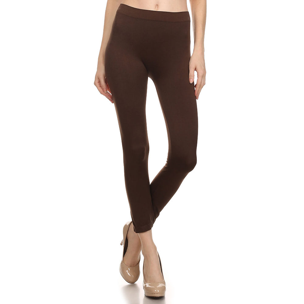 Women's Comfortable IDI Seamless Legging Soft #11408