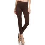 Comfortable IDI Seamless Legging Soft Chocolate