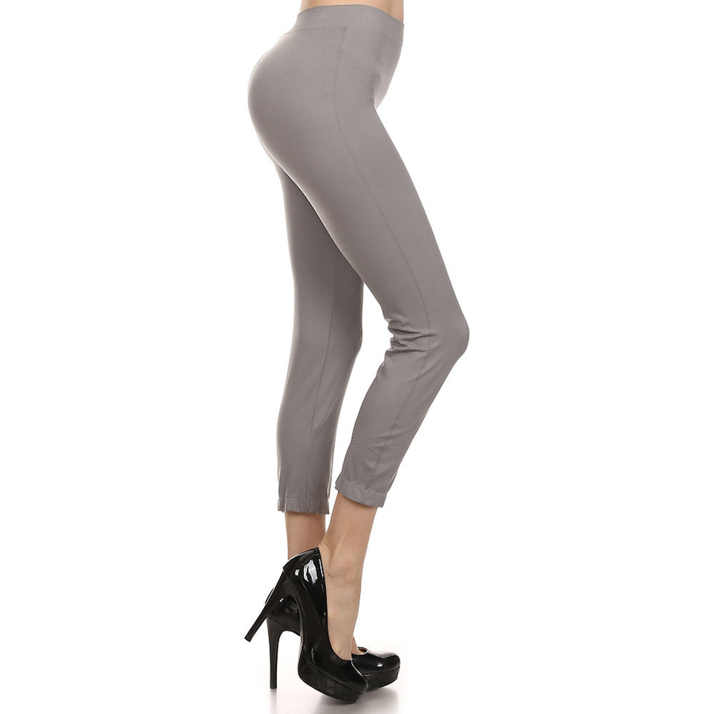 Women's Comfortable IDI Seamless Legging Soft #11408 - IDI Clothing - Where you can buy directly for the designer manufacturer-Made In USA :)