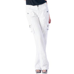 Women's IDI Cargo Pants #11888 Garment Dye In USA