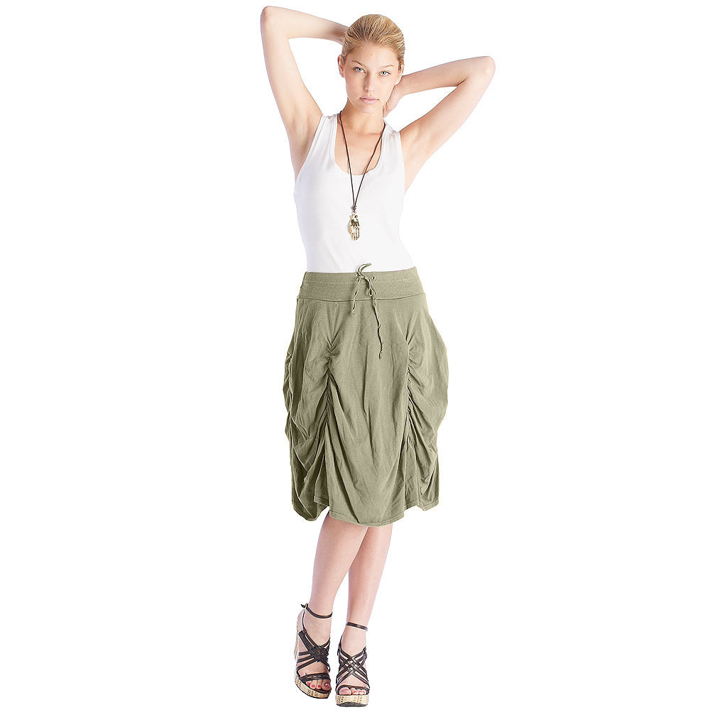 Women's Parachute Skirt  #12073