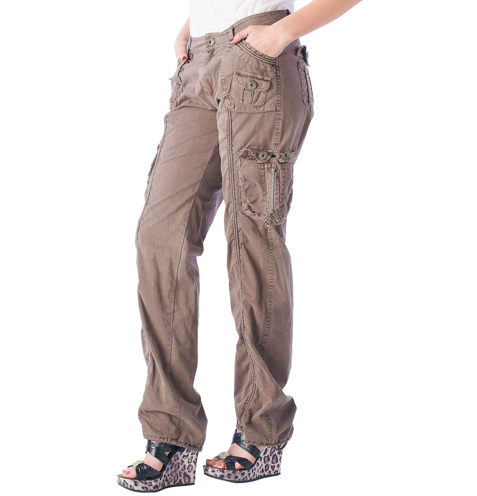 Women's IDI Cargo Pants #12229 - IDI Clothing - Where you can buy directly for the designer manufacturer-Made In USA :)