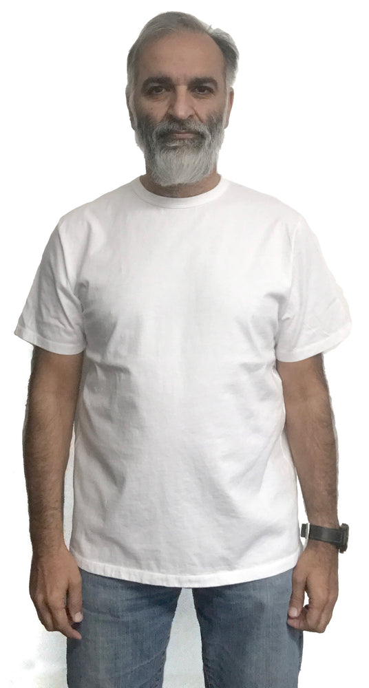 Sustainable Shrinkage free T Shirt  100% Cotton Made In USA
