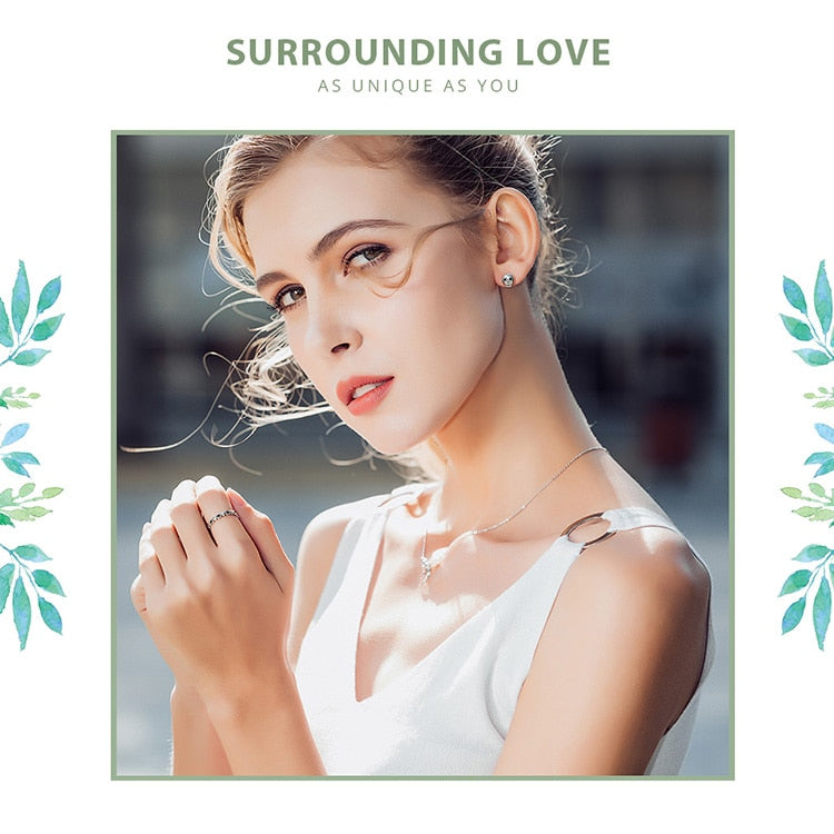 """Surrounding Love"" Ring"