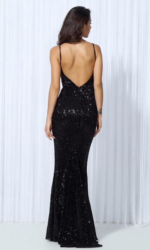 """Shining Star"" Stunning Long Dress"