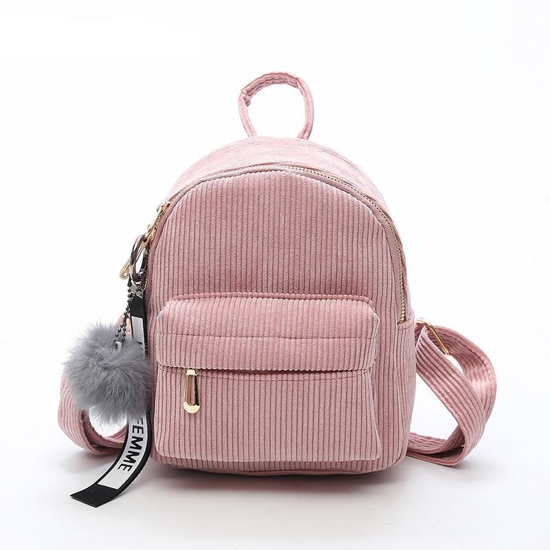 Lovely Compact Backpack Bag