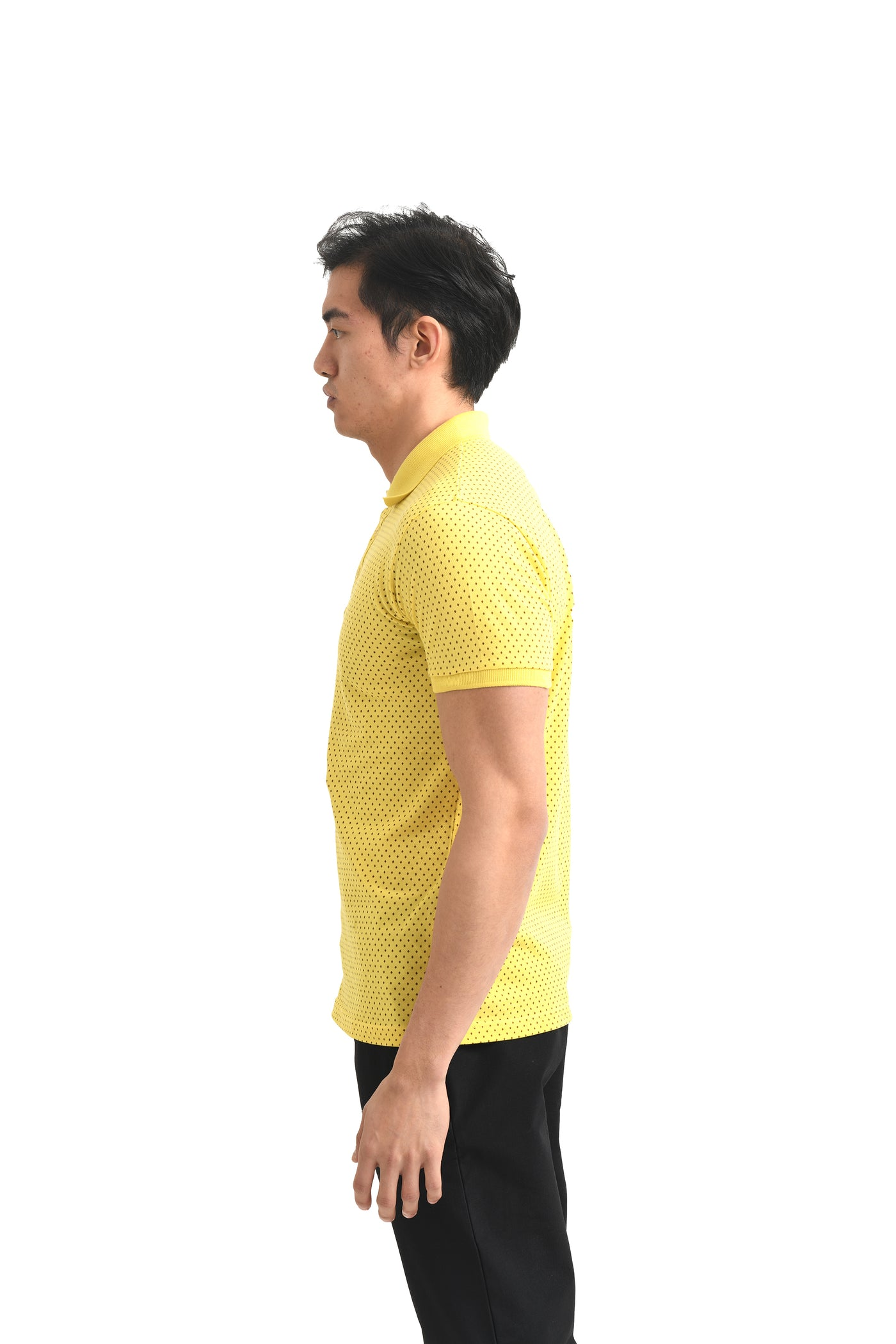 Batyr in Yellow