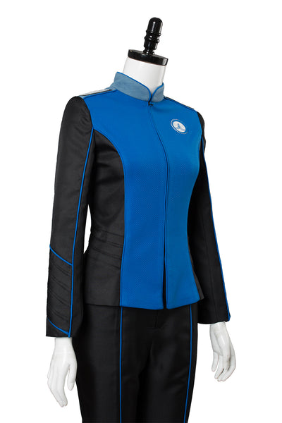 The Orville Kelly Grayson Uniforme Cosplay Disfraz