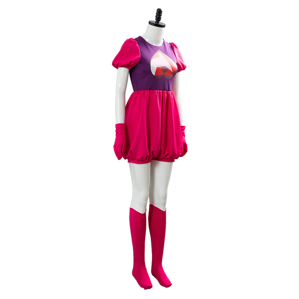 Steven Universe: La Película The Movie Spinel Gem Vestido Cosplay Disfraz