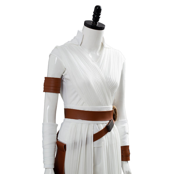 La Guerra de Las Galaxias Star Wars: The Rise of Skywalker Rey Traje Conjunto Cosplay Disfraz