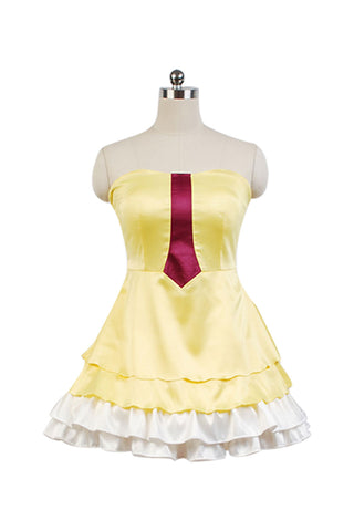 Vocaloid Project DIVA-F 2nd Miku Vestido Costume Disfraz