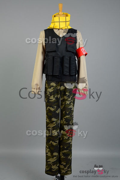 Aoharu x Machinegun Tōru Yukimura Uniforme Cosplay Disfraz