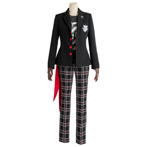 Persona 5 Protagonista Dancing Star Night Traje Cosplay Disfraz