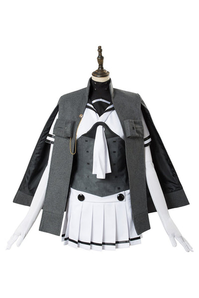 Kantai Collection Suzutsuki Traje Cosplay Disfraz