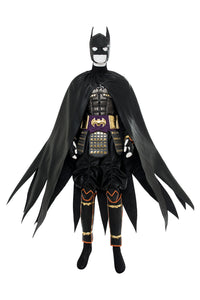 2018 Movie Batman Ninja Batman Outfit Suit Cape Halloween Cosplay disfraz
