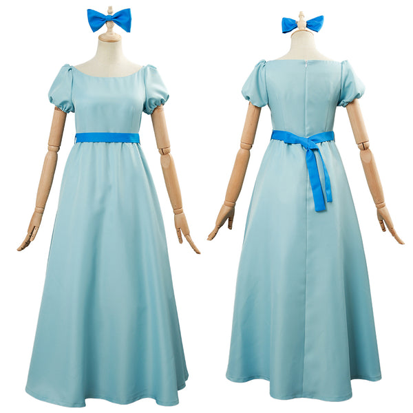 Wendy Peter Pan and Wendy Wendy Moira Angela Darling Traje Cosplay Disfraz