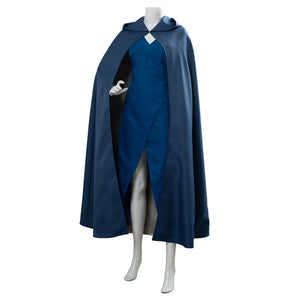 Game of Thrones Juego de Tronos Daenerys Targaryen Traje Cosplay Disfraz