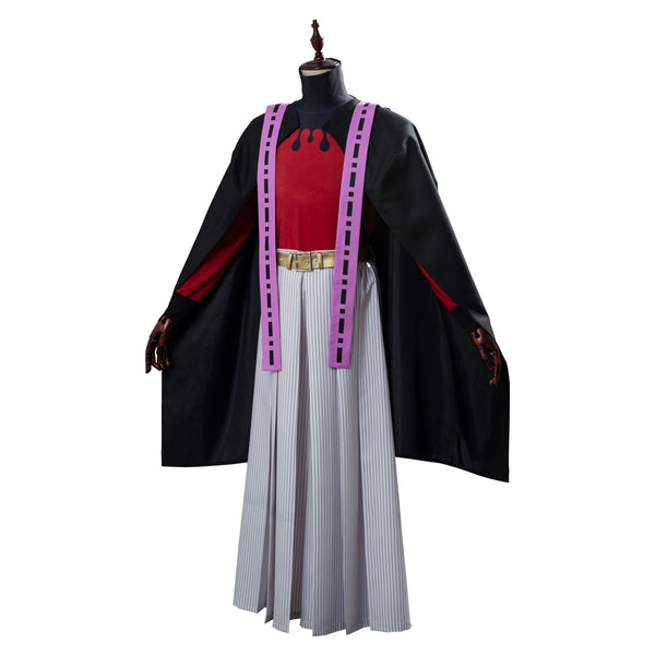 Upper Moon two Douma Doma Demon Slayer: Kimetsu no Yaiba Traje Cosplay Disfraz