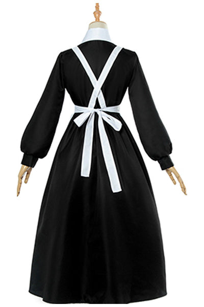 Anime The Promised Neverland Isabella Maid Cosplay Disfraz