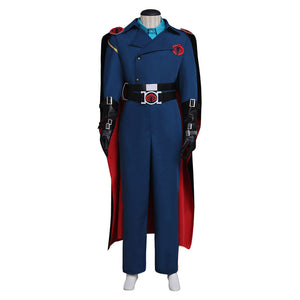 G.I. JoeThe Rise of Cobra Cobra Commander Cosplay Disfraz