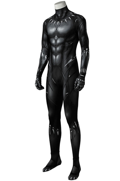 Los Vengadores 3 (Avengers 3) : Infinity War Black Panther T'Challa Mono Halloween Cosplay Disfraz