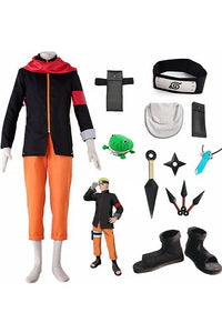 BORUTO - NARUTO THE MOVIE Uzumaki Naruto Cosplay Disfraz