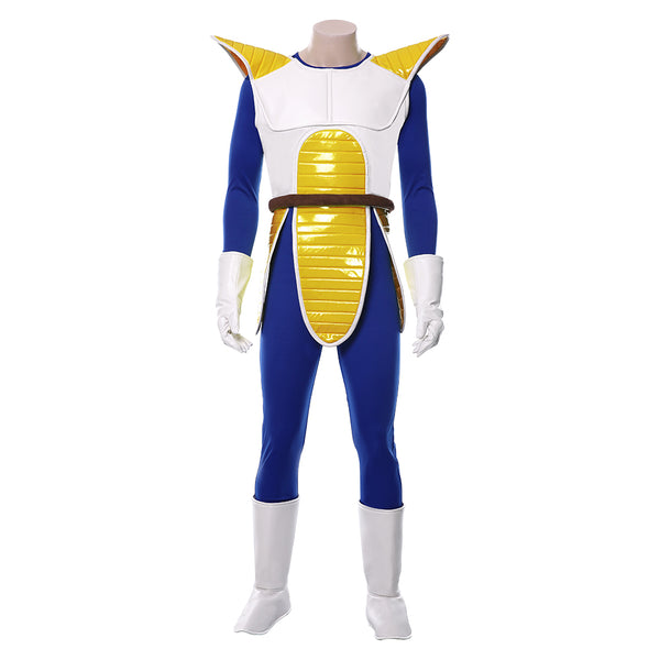 Dragon Ball Z Vegeta Dragonball Uniforme Cosplay Disfraz
