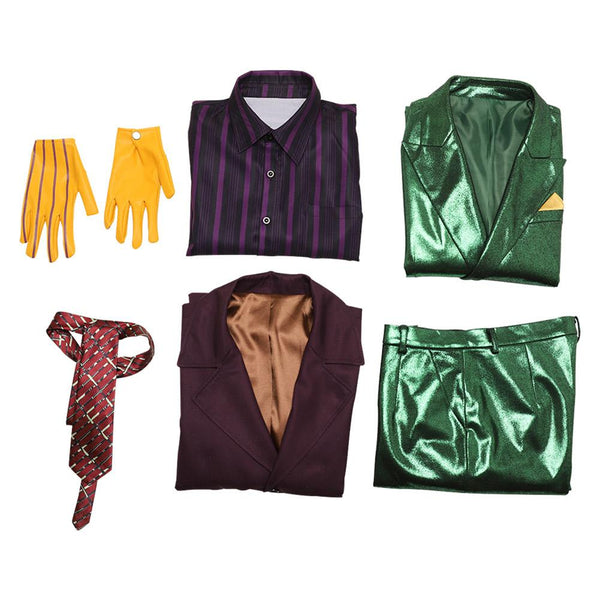 Gotham TV Joker Cameron Joker Halloween Uniforme Cosplay Disfraz