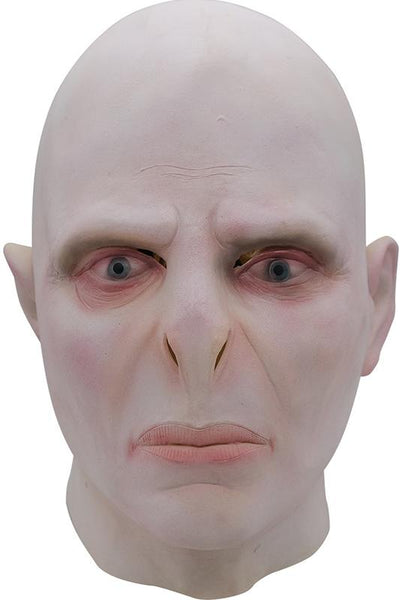 Harry Potter Lord Voldemort Cosplay Máscara Cosplay Accesorios