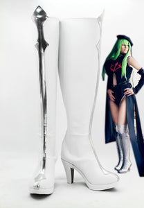 CODE GEASS Lelouch of the Rebellion CC cosplay Zapatos botas
