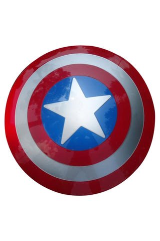 Avengers Weapon Armor Capitán América Flying Shield Cosplay Accessorios