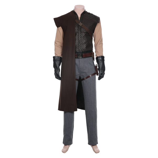 Greef Carga The Mandalorian Temporada 1 Cosplay Disfraz