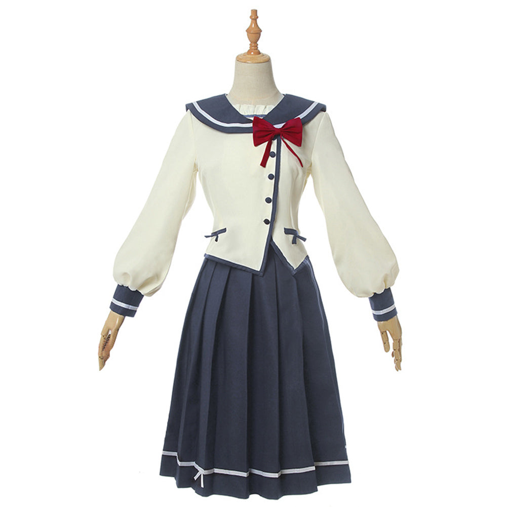Ore wo Suki nano wa Omae dake ka yo: Ore wa Teinei ni Susumeru/ORESUKI: Are you the one who loves me? Sanshokuin Sumireko Pansy Uniforme Escolar Cosplay Disfraz
