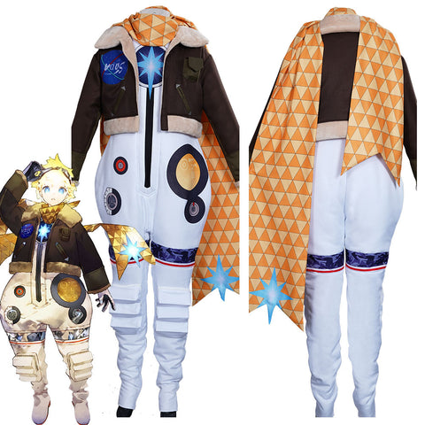 FGO Fate/Grand Order The Little Prince Traje de Halloween o Carnaval Cosplay Disfraz