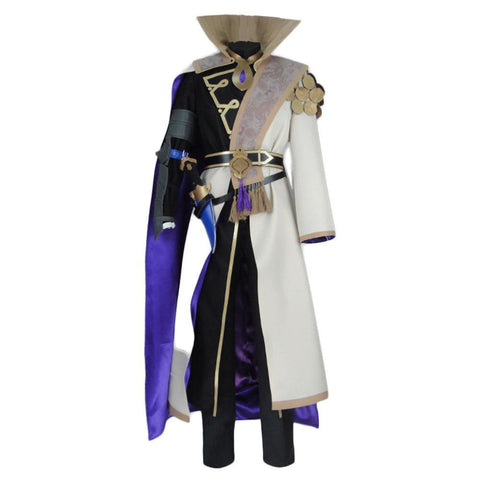 Fire Emblem Three Houses Masculino Byleth Cosplay Disfraz