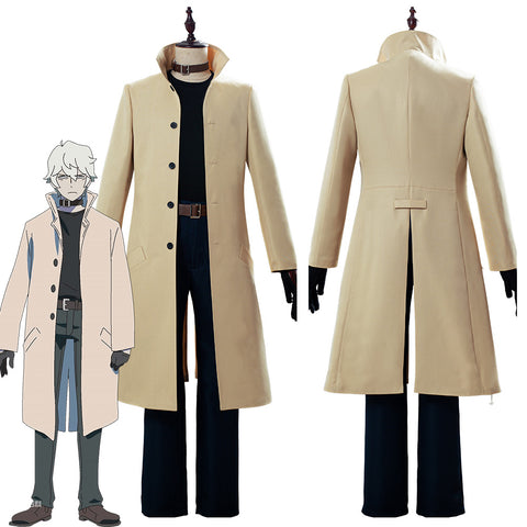 BNA Ogami Shirou BRAND NEW ANIMAL Cosplay Disfraz