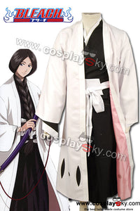 Bleach 4th Division Captain Unohana Retsu Cosplay Costume