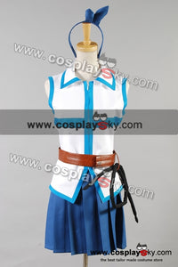 Fairy Tail Lucy Heartfilia Cosplay Disfraz