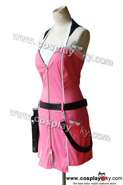 Kingdom Hearts 2 Kairi Cosplay Disfraz