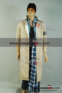 Final Fantasy XIII FF XIII Snow Villiers Cosplay Disfraz Set