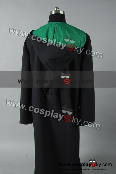Harry Potter Slytherin of Hogwarts Robe Costume
