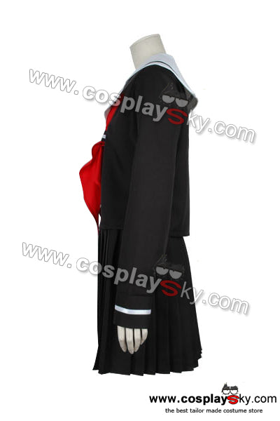 Jigoku Shoujo Hell Girl Ai Enma Cosplay Uniforme Disfraz