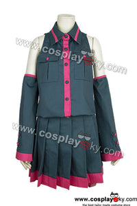 Vocaloid Teto Kasane Cosplay Costume